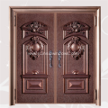 Main Entrance Security Copper Door Steel Door