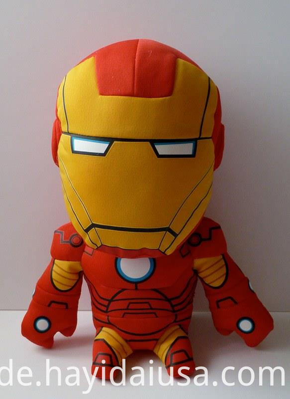 Marvel Plush Stuffed Soft Toy Iron Man50517758682