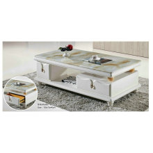 Modern Design Marble Table with MDF Frame (8007)
