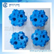 Bestlink baixa pressão CIR90 DTH bocados de tecla para pedreira