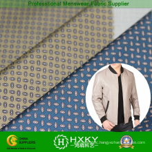 Polyester Imitation Memory Fabric Plain Dyed and Printed