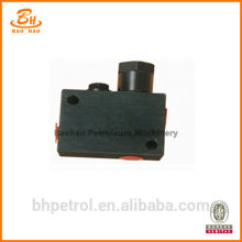 Throttle Valve for oilfield drilling rig