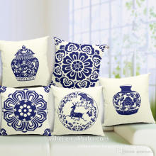 Factory sale 100%Cotton Printing Custom chinese style Pillow Cases