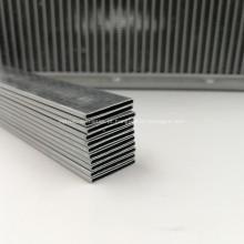 4343/3005/4343 Tubo plano oval de alumínio para radiadores