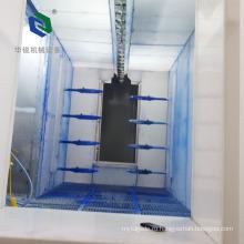 Лакировочная машина без загрязнения окружающей среды автоматическая / линия покрытия порошка