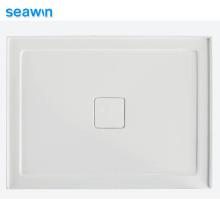 Seawin Bathroom Rectangular Acrylic Cabin Pan Shower Tray Base