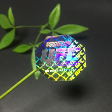 Seal Label Hologram 3D anti-palsu
