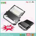 LED-Außenleuchte mit 80W Moso TÜV Bis Osram Chip Mini Ultradünne LED Flutlicht 50W 100W 150W