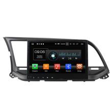 10.1 pulgadas Android Car DVD Player Hyundai Elantra
