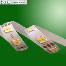 Faixa ajustável de LED Samsung 5630 SMD Cct (ZD-FS5630-112W + WW)
