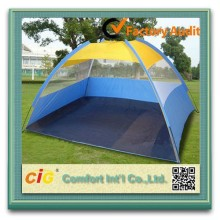 OEM-einfach faltbar wasserdichtes Outdoor-Camping-Zelt