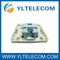 Tooleless Telefon-Berg-Kasten mit Gel-Netzwerk Keystone Jack