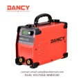 Dual voltage 140A mma stick welder