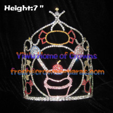 Cupcake Candy Wholesale Pageant Crowns