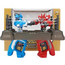 Menino Presente Finger Controle competitivo Toy Boxer Robot