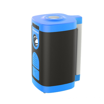 2016 newest high pressure air compressor external battery for laptop