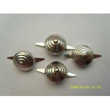 Perno de clavija colorido al por mayor del metal con precio de fábrica