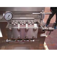 condensed milk high pressure homogenizer, max 200-700bar
