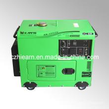 Prix de générateur diesel d'utilisation à la maison portative de 4kw (DG4500SE)