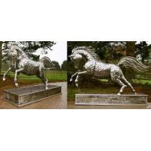 stainless steel horse bit