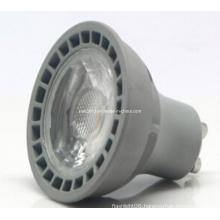 GU10 5W COB 220-240V Warm White LED Spotlight