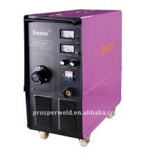 Inversor CO2 gas escudo máquina de soldar MIG160Y