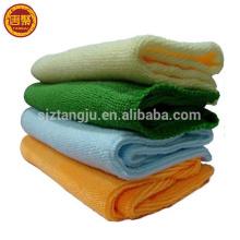 Paño de lavado de microfibra de secado rápido paño de limpieza de hotel / hotel 40 * 40 cm