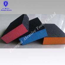 Factory direct sale silicon carbide eva sanding block