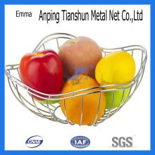 Корзина с фруктами из нержавеющей стали (TS-E85)