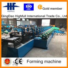Rolo de suporte solar automático de aço China que forma o fabricante da máquina