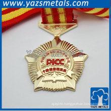 Good Quality Hot-Sale Funny Gold Metal Golf Trophy