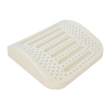 Comfortable Wave Shape Waist Support Natural Memory Foam Latex Pillow