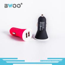 Chargeur de voiture universel portatif de batterie double port USB