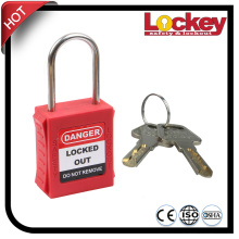 Dia 4 Steel Shackle Padlock