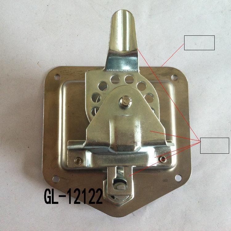 Trailer Toolbox RV T-Handle Latch GL-12122T2