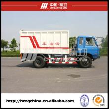 Contêiner desanexado o caminhão de lixo com alta qualidade para a venda (HZZ5140XLJ)