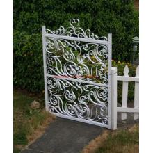 Beautiful Scrollwork Iron Gate