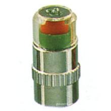 Medidor de pressão Visual Tire Cap