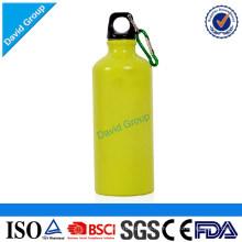 Logotipo certificado del proveedor Botella de agua aislada hidrófuga promocional modificada para requisitos particulares del acero inoxidable
