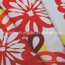 100% Polyester Micro Fibre Twill Water Print Peach Skin 75dx150d Tissu