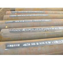 astm a53 / a106 / gr.b sch 80 tubos de acero al carbono proveedores