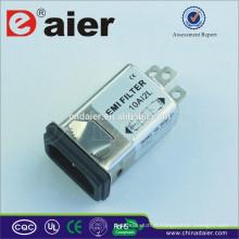 Filtro trifásico eletromagnético da linha elétrica de Emi