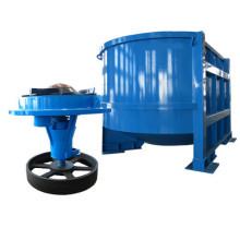 D Shape Hydrapulper Paper Pulping Machine