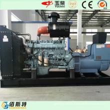 Sistemas de generación de energía de motores diesel de 312kVA250kw refrigerados por agua