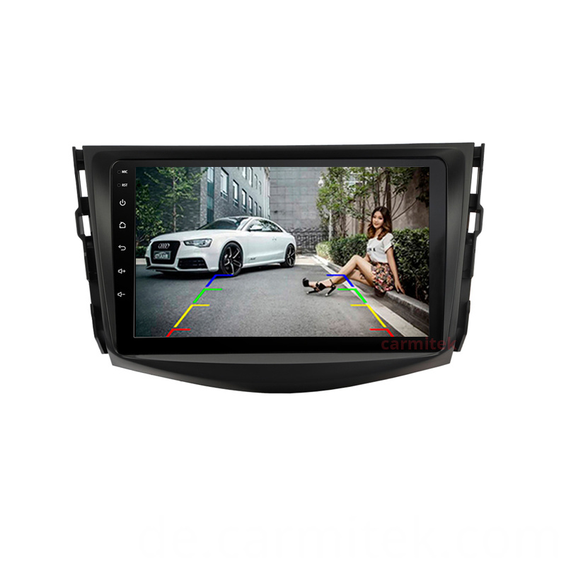 2 Din Car Dvd for Toyota Accord 7th