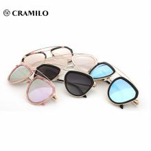 женские модные поляризованные линзы солнцезащитные очки для леди, сделанные в Италии солнцезащитные очки