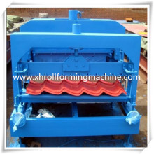 High Efficiency Glaze Tile Roll Forming Machine with Automatic Machine