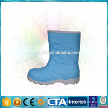 CE colorful TPR kids rain boots & rubber rain boots for children