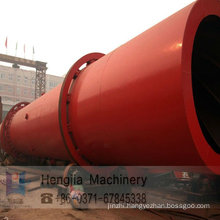 New style electric sand rotary drum dryer