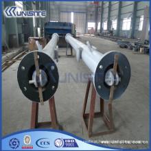 Preço de tubo de aço estrutural oco para estrutura em dragas (USC4-002)